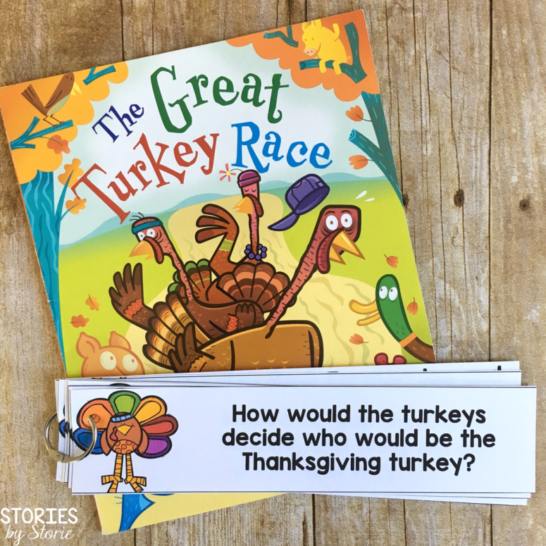 The Great Turkey Race by Steve Metzger