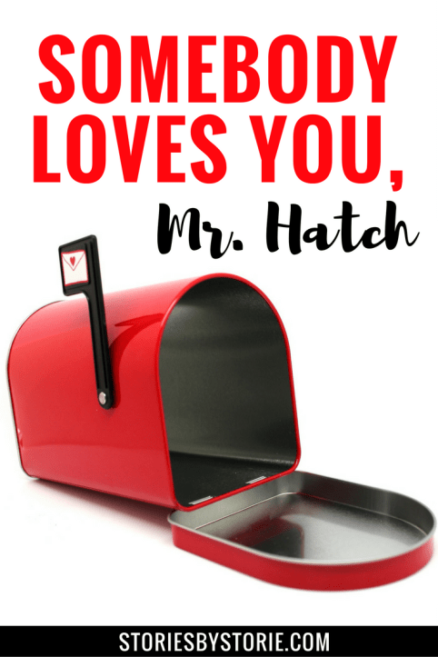 Activities and resources you can use with the book, Somebody Loves You, Mr. Hatch written by Eileen Spinelli.