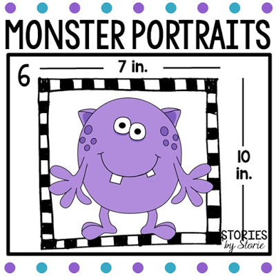 Monster Portraits & Monster Paths