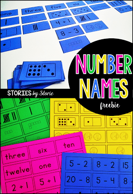 Number Names (Different Ways to Represent Numbers)
