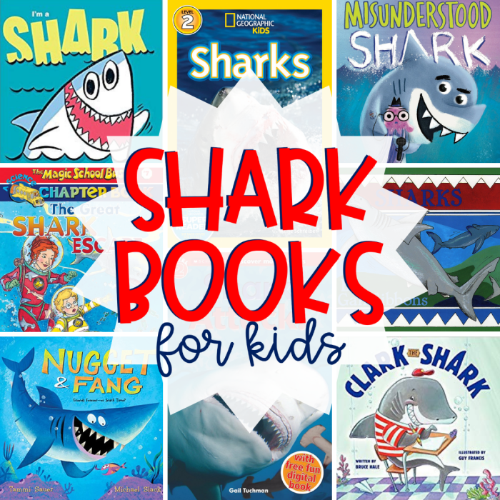 Sharks are fascinating creatures that kids love to study. While there are hundreds of shark books for kids out there, not all of the material is easily accessible to young students. Here are several shark books that your kids can both read and enjoy.