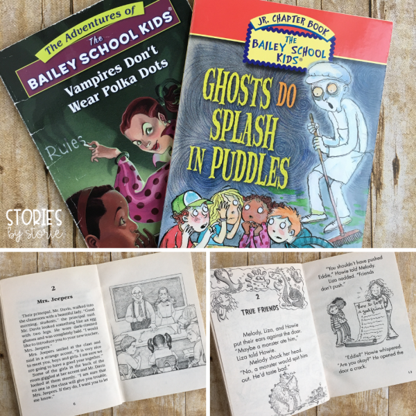 The Bailey School Kids book series is a great choice for 2nd and 3rd grade readers. Here is a glimpse inside the books so you can decide if the main series or the junior series would be best for your readers.