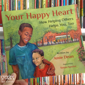 Your Happy Heart by Amie Dean