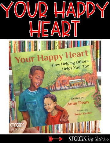 Your Happy Heart Book Activities