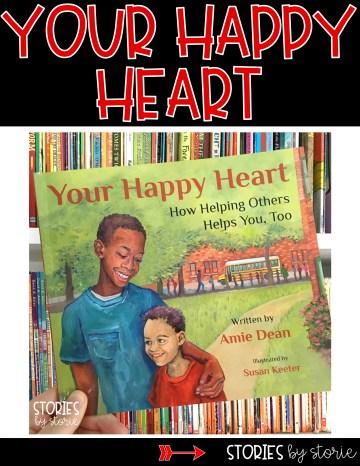 Your Happy Heart Book Activities