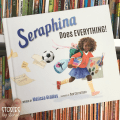 Seraphina Does Everything by Melissa Gratias is a wonderful book about the downfalls to participating in too many activities at once.