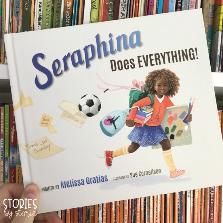 Seraphina Does Everything by Melissa Gratias