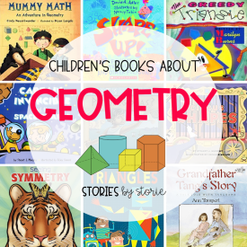 Children's Books about Geometry