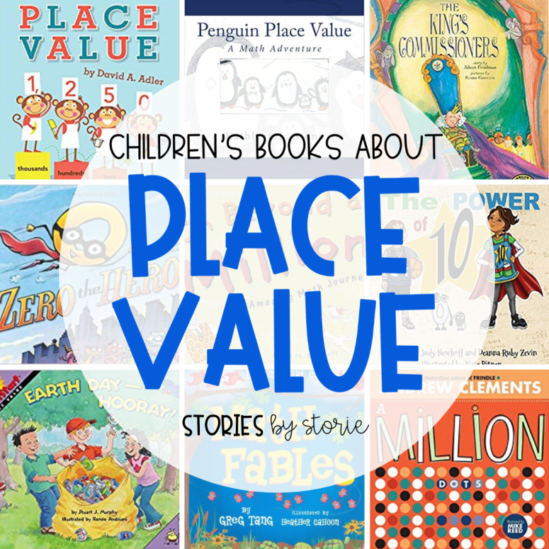 Children's Books About Place Value