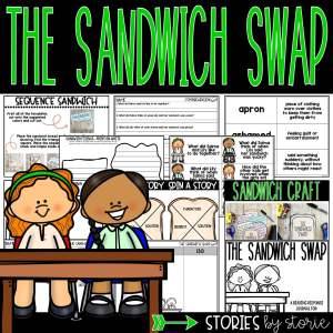 The Sandwich Swap Picture Book Companion