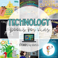 Kids are surrounded by technology in both the classroom and at home. It's important for us to teach our students about technology, how to stay safe online, how to deal with cyber bullying, and how to recognize the need to unplug from time to time. Here are some of my favorite technology books for kids.