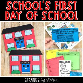 School's First Day of School Activities