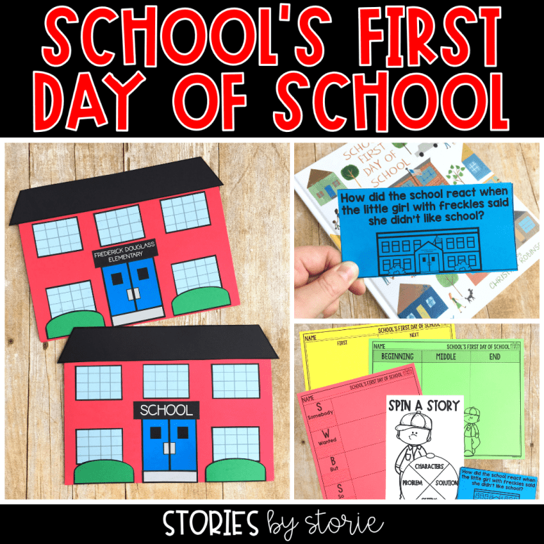 School's First Day of School Activities