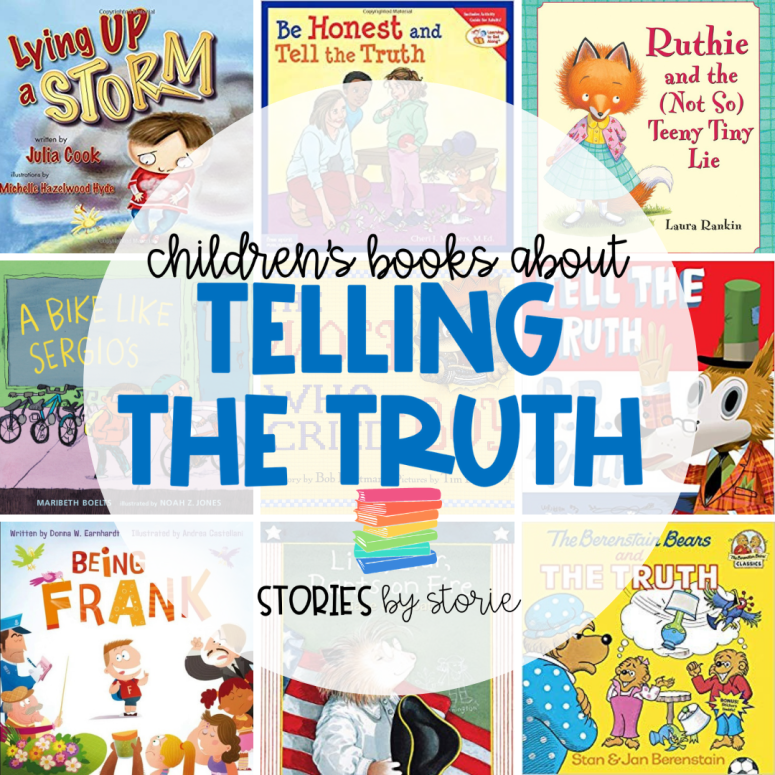 Children's Books about Telling the Truth