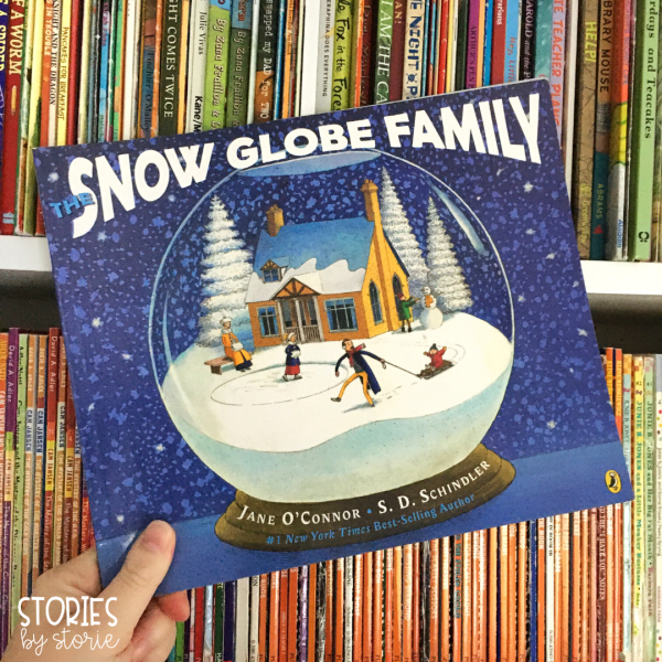 What would it be like to live in a snow globe? Would the days be filled with sledding, snowball fights, and ice skating? Jane O'Connor has imagined a world with two families: one inside and one outside the snow globe. This story is a perfect read aloud to share in winter when students long for days to play in the snow.