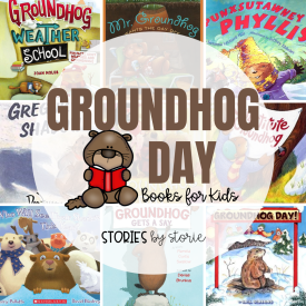 Groundhog Day Books for Kids