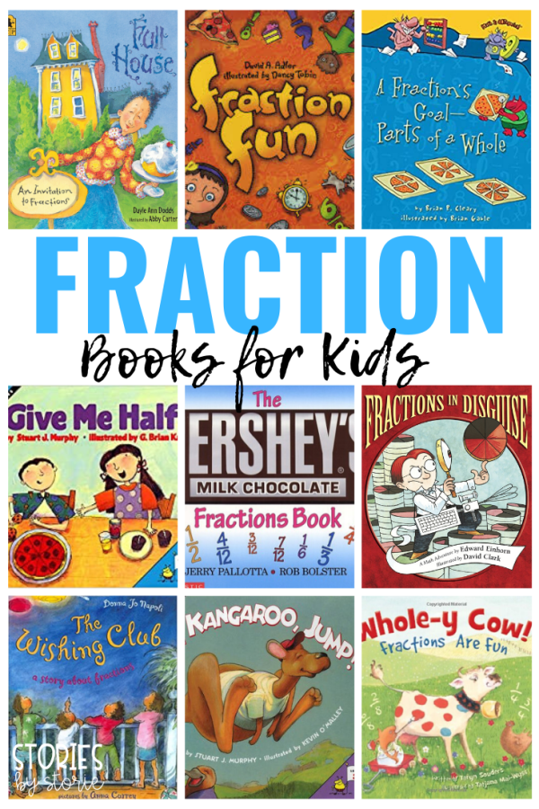 Learning about fractions does not come easily for many of our students. Fortunately, many classrooms have access to manipulatives to make learning hands-on, engaging, and fun. But, don't underestimate the value of a good book. Here are some children's books about fractions to help get your students excited about math!