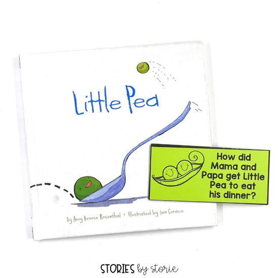 There are six discussion questions for each of The Little Books by Amy Krouse Rosenthal. You can use the cards for a whole group discussion or have students respond in writing.