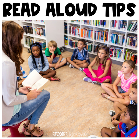 Reading aloud to children of all ages is so important. Some teachers and families don't make time for read aloud because of busy schedules, lack of books, or because their kids can already read independently. If that sounds familiar, here are some read aloud tips to make this time work in the classroom or at home.