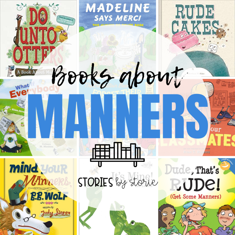Children's Books about Manners