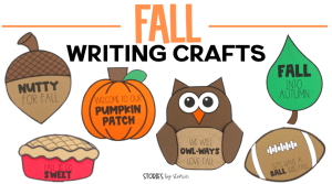 Get your students ready to welcome the new season in a fun way with these fall writing crafts! These are a great tool to use as students share their excitement and favorite things about fall.