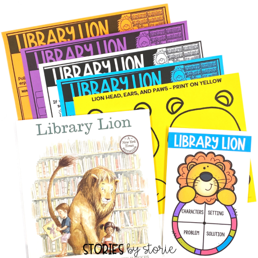 To dig deeper into the text, think about additional activities you want to pair with your read aloud. This might include a graphic organizer, discussion questions, a vocabulary activity, or even craft paired with a writing prompt. Decide whether these activities will be completed before, during, or after the read aloud.