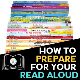 Reading aloud to a classroom full of students may come naturally to some teachers, but others need more guidance. It isn't always as easy as selecting a book and beginning to read out loud, especially if you are using the book to introduce a strategy or skill. Here are several tips on how to prepare for your read aloud to maximize your time.