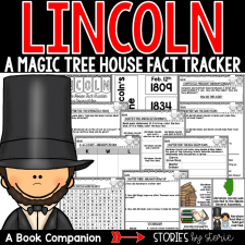 Abraham Lincoln Fact Tracker