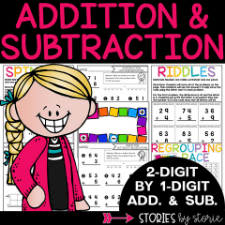 Addition and Subtraction with and without Regrouping