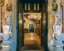 Rocky Horror Castle Oakley Court Luxury Hotel
