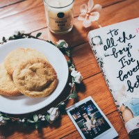 Food and Fiction: Lara Jean's Snickerdoodles