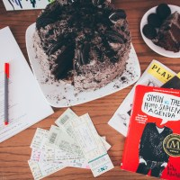 Food and Fiction: Simon Vs. the Oreo Cake