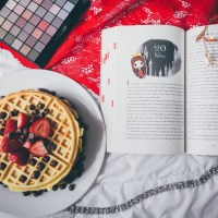 Food and Fiction: Nina's Waffles