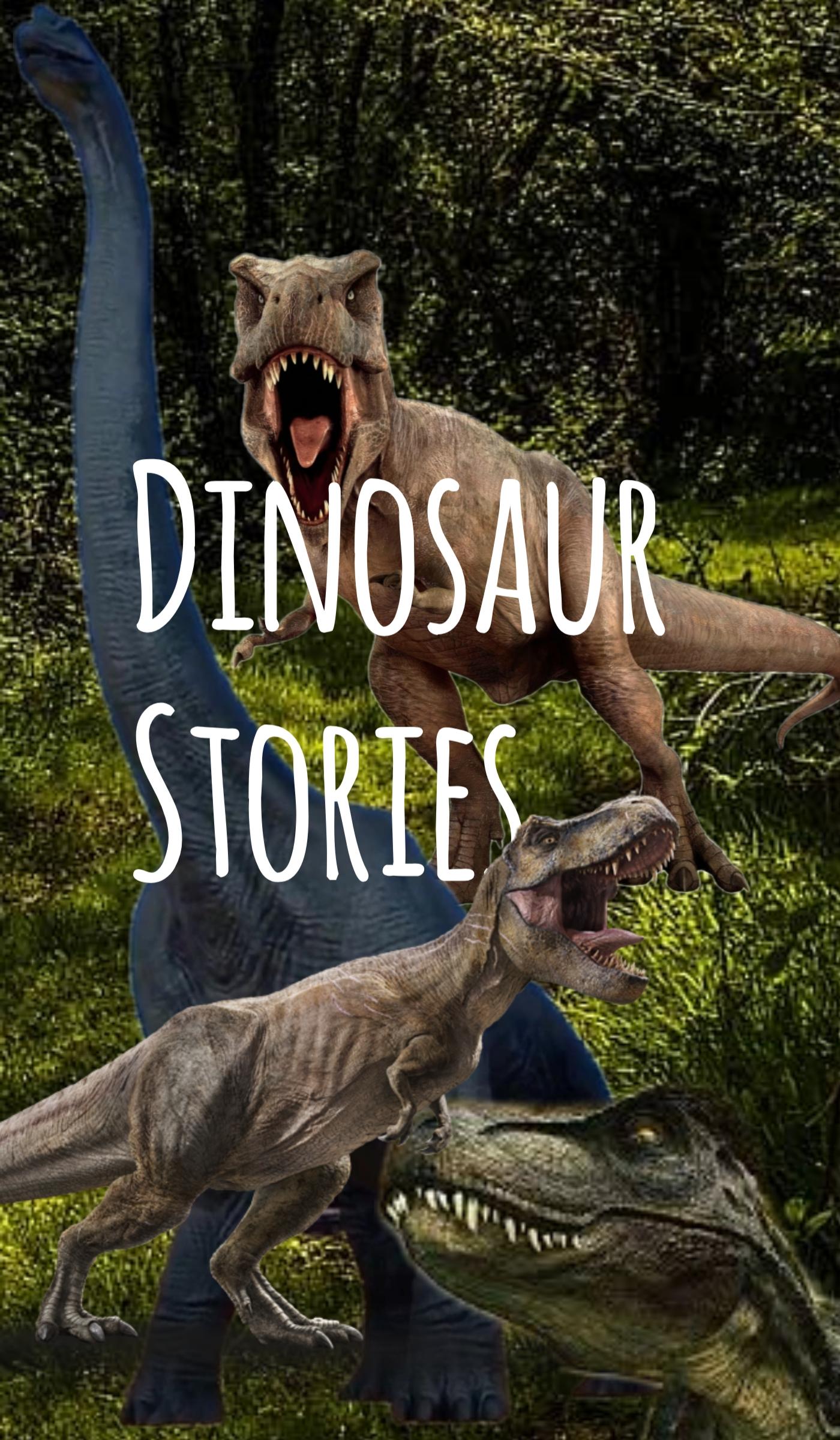 Dinosaur Bedtime Stories for Kids