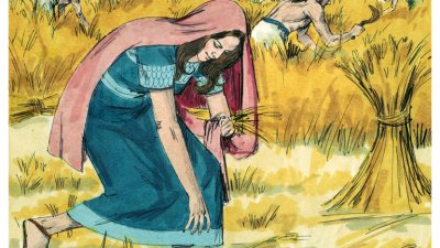 Ruth and Naomi Bible Story for Kids