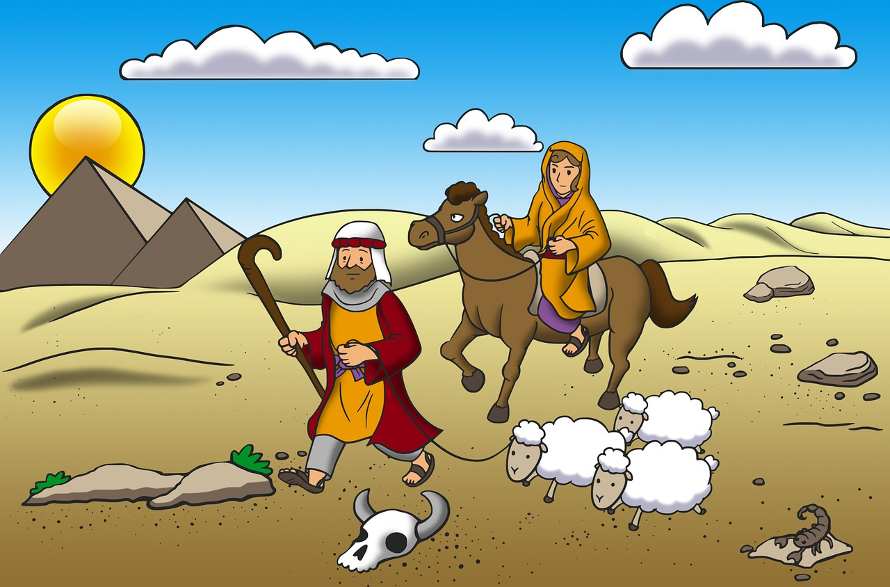 Abraham Story For Kids
