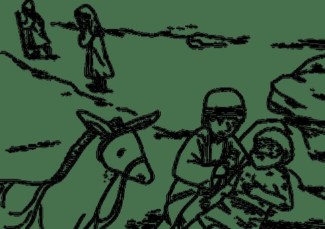 The Good Samaritan Bible Story in Hindi