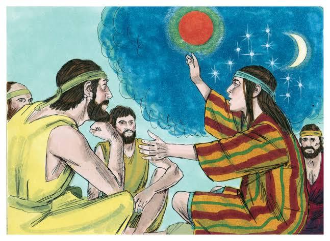 Joseph Bible Story for Kids
