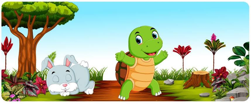 Story of Rabbit and Turtle