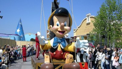 Adventures of Pinocchio Story for Kids