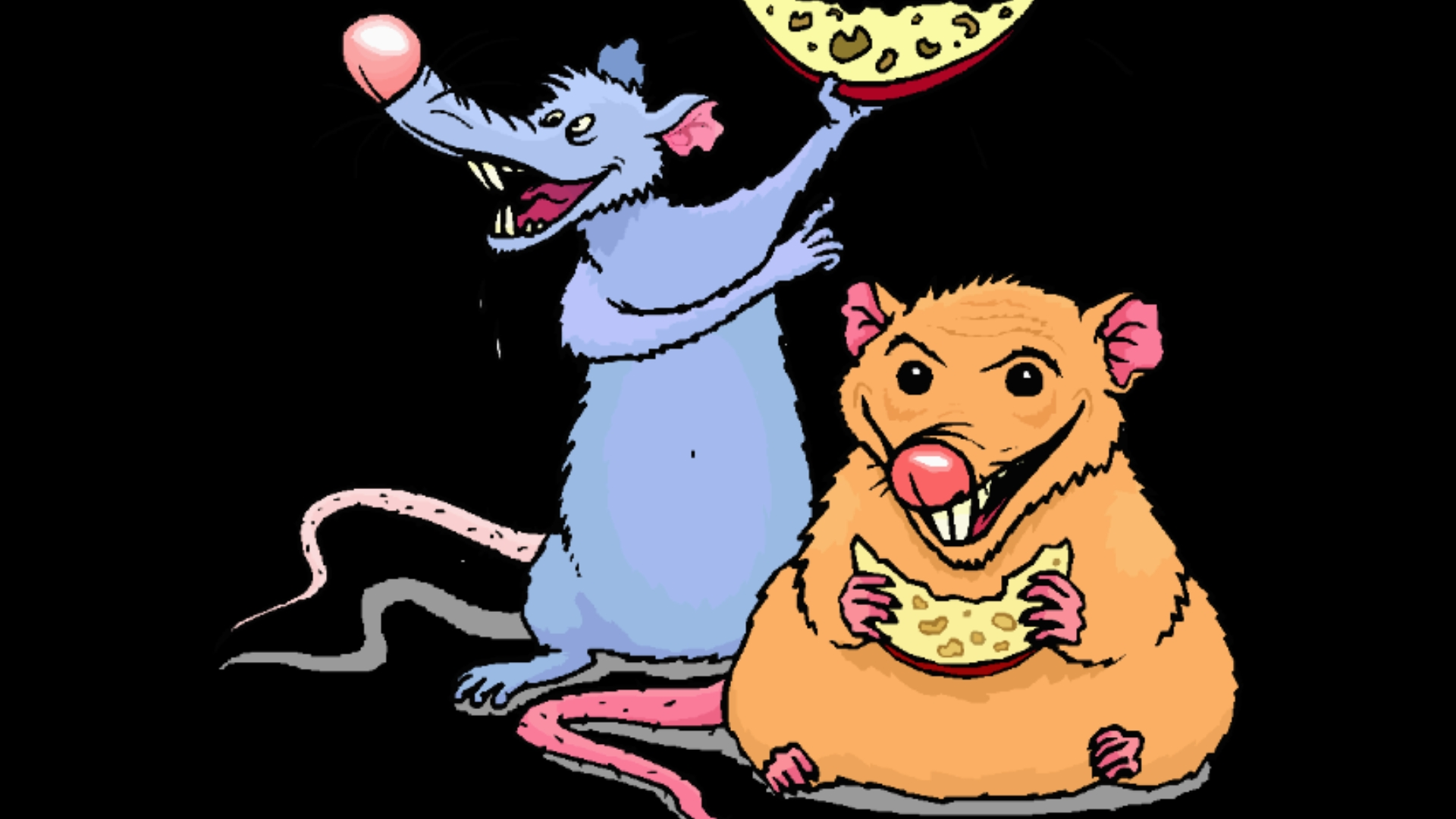 Urban Rat and Village Rat Panchatantra Story in English