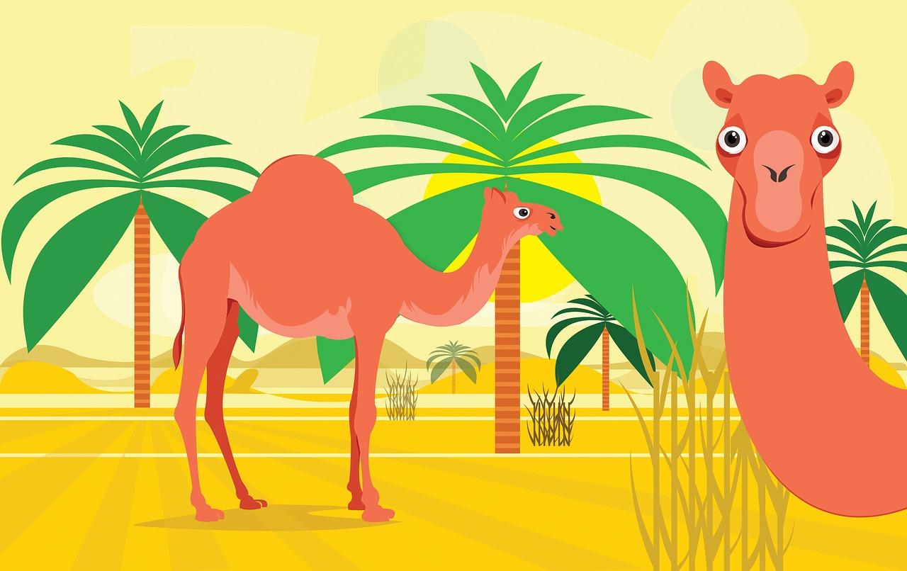 Foolish Camel and A Lion - Panchatantra Story in English