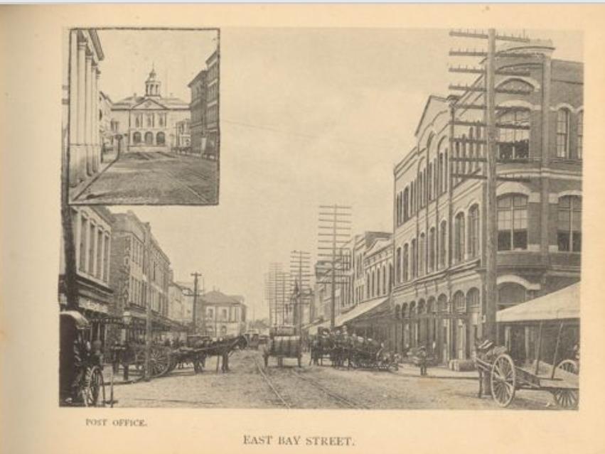 East Bay Street Wagener Building