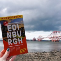 A Day Trip to Edinburgh – in the Rain!