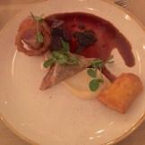 Great food at Cromwell Borupgaard