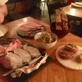 The charcuterie from Baæst