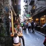 Café laneway