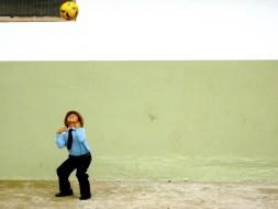 Soccer in Ecuador