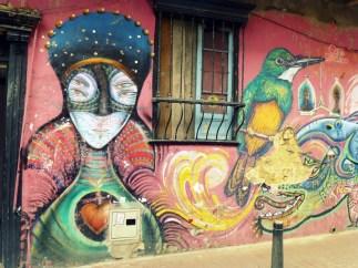Colombia, where the hearts are big.