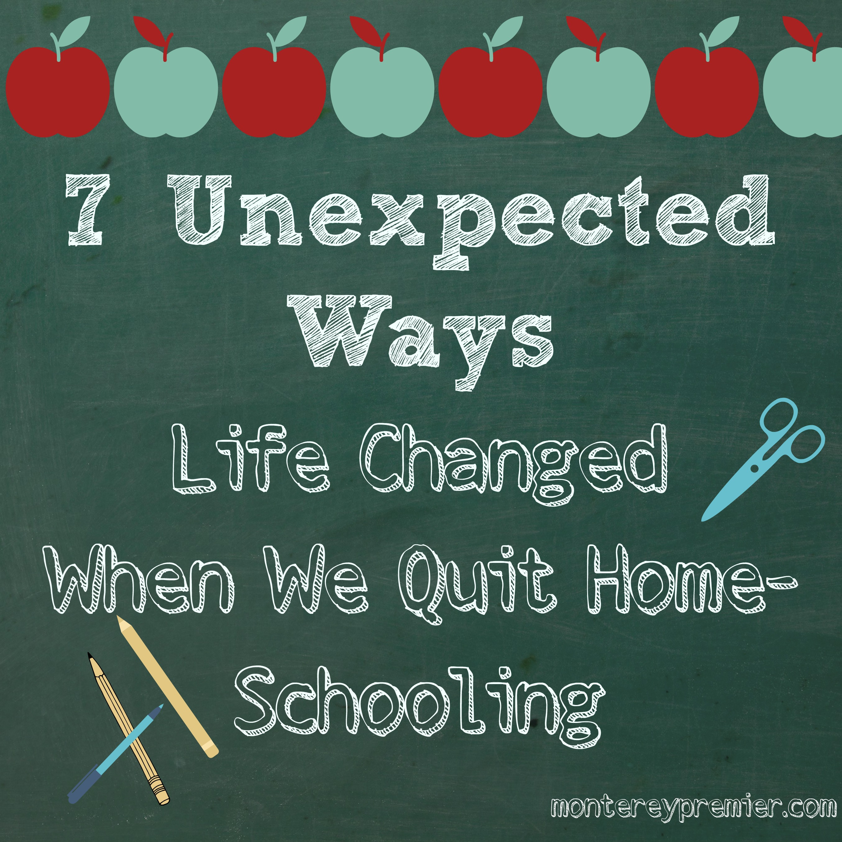 7 Unexpected Ways Life Changed When We Quit Homeschooling
